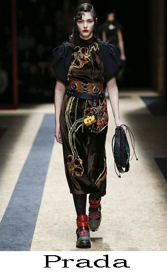 Abbigliamento Prada Autunno Inverno 2016 2017 Look 19