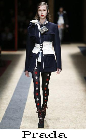 Abbigliamento Prada Autunno Inverno 2016 2017 Look 2