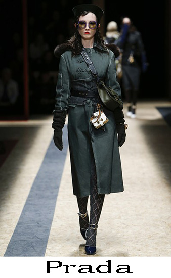 Abbigliamento Prada Autunno Inverno 2016 2017 Look 44