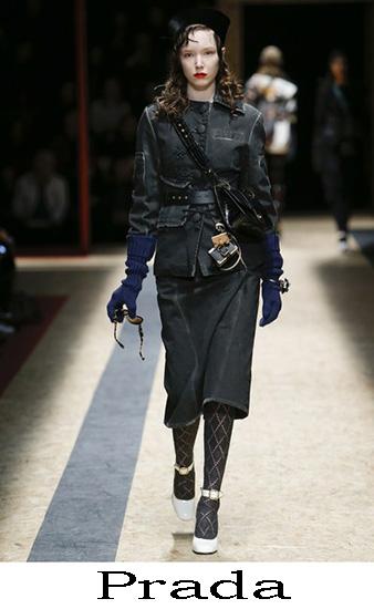 Abbigliamento Prada Autunno Inverno 2016 2017 Look 45