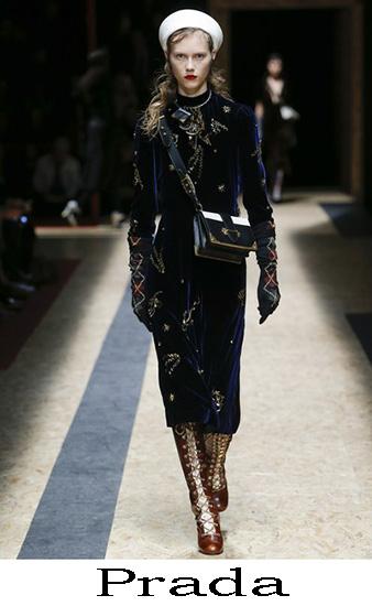 Abbigliamento Prada Autunno Inverno 2016 2017 Look 50
