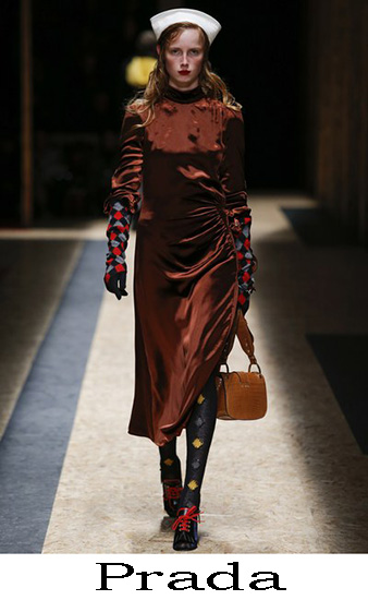 Abbigliamento Prada Autunno Inverno 2016 2017 Look 51