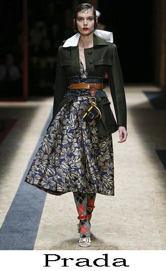 Abbigliamento Prada Autunno Inverno 2016 2017 Look 6