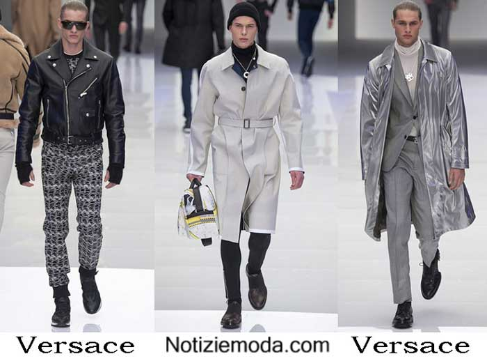 6282527c7a Abbigliamento Versace autunno inverno 2016 2017 uomo