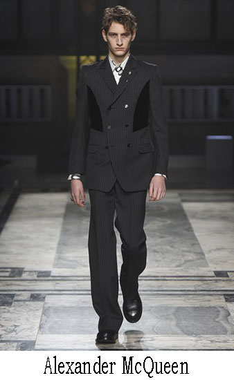 Alexander McQueen Autunno Inverno 2016 2017 Uomo 10