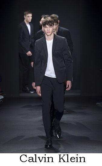 Calvin Klein Autunno Inverno 2016 2017 Moda Uomo 1