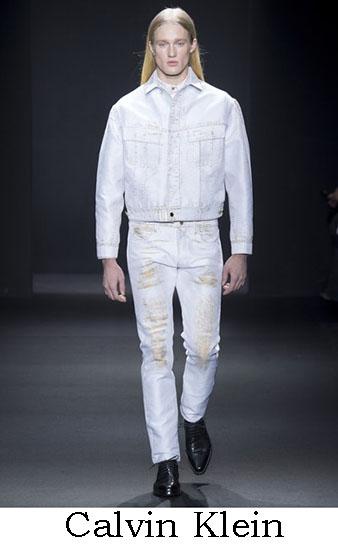 Calvin Klein Autunno Inverno 2016 2017 Moda Uomo 2