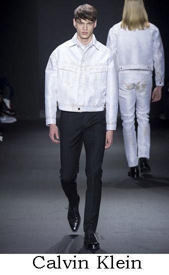 Calvin Klein Autunno Inverno 2016 2017 Moda Uomo 3