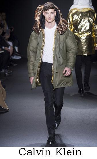 Calvin Klein Autunno Inverno 2016 2017 Moda Uomo 33