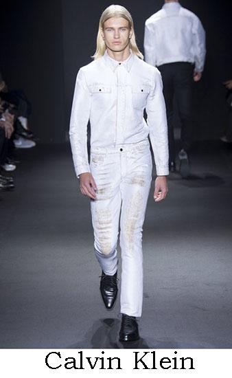 Calvin Klein Autunno Inverno 2016 2017 Moda Uomo 4