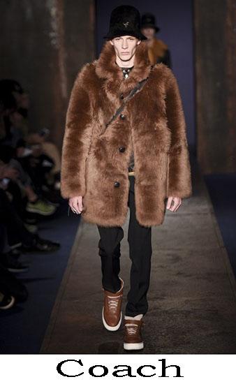 Coach Autunno Inverno 2016 2017 Moda Uomo Look 2