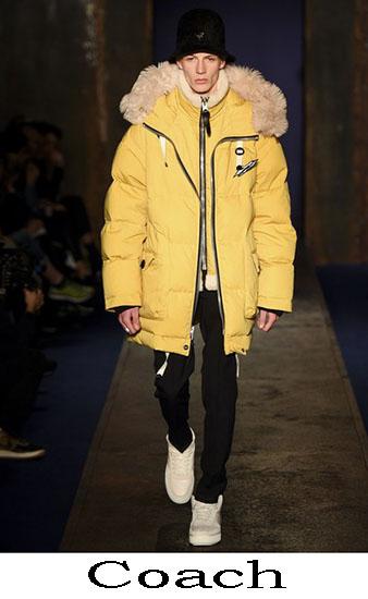 Coach Autunno Inverno 2016 2017 Moda Uomo Look 36