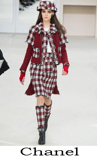 Collezione Chanel Autunno Inverno 2016 2017 Donna 17