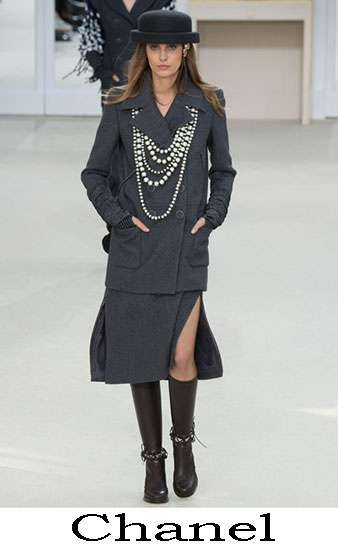 Collezione Chanel Autunno Inverno 2016 2017 Donna 29