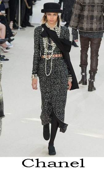 Collezione Chanel Autunno Inverno 2016 2017 Donna 47