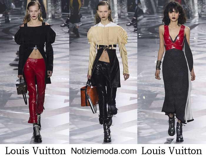 Collezione Louis Vuitton Autunno Inverno 2016 2017