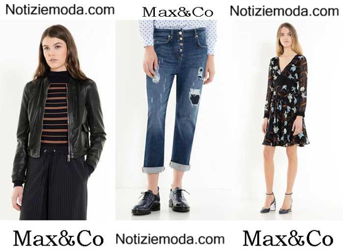 Collezione Max&Co Autunno Inverno 2016 2017 Donna
