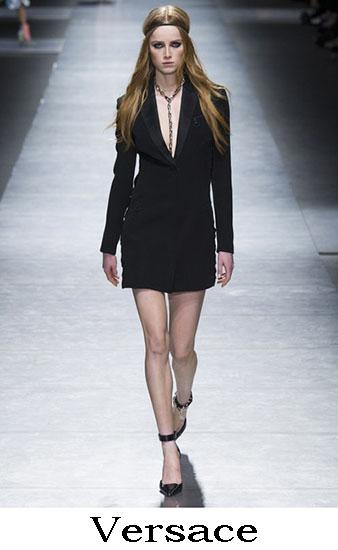 Collezione Versace Autunno Inverno 2016 2017 Donna 1