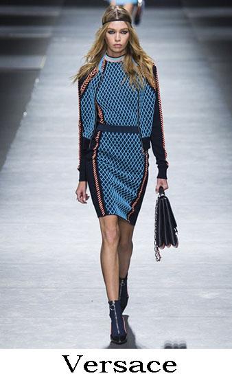 Collezione Versace Autunno Inverno 2016 2017 Donna 16