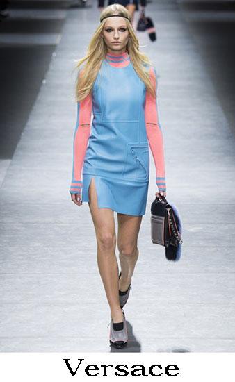 Collezione Versace Autunno Inverno 2016 2017 Donna 17