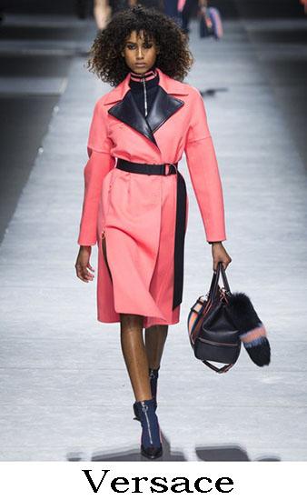 Collezione Versace Autunno Inverno 2016 2017 Donna 19