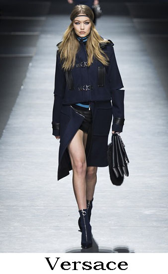Collezione Versace Autunno Inverno 2016 2017 Donna 2