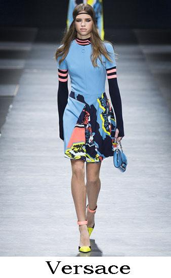 Collezione Versace Autunno Inverno 2016 2017 Donna 21