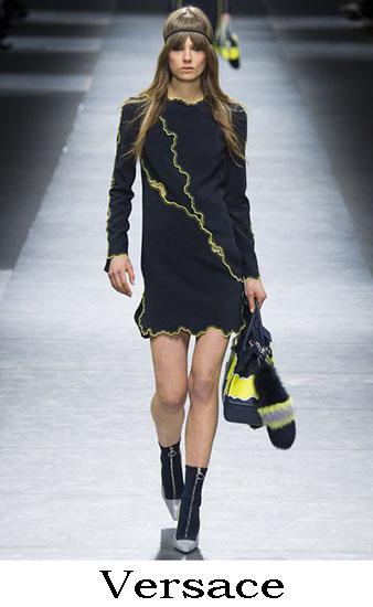 Collezione Versace Autunno Inverno 2016 2017 Donna 26