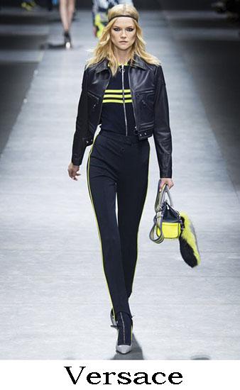 Collezione Versace Autunno Inverno 2016 2017 Donna 27