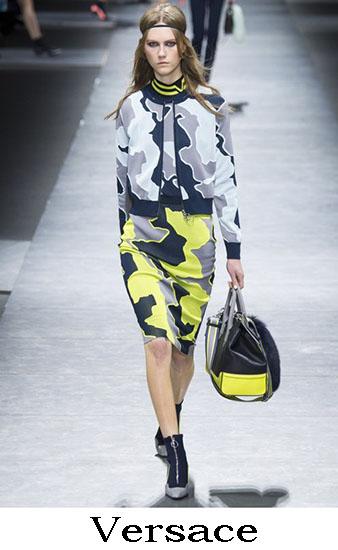 Collezione Versace Autunno Inverno 2016 2017 Donna 28