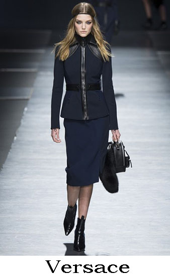 Collezione Versace Autunno Inverno 2016 2017 Donna 3