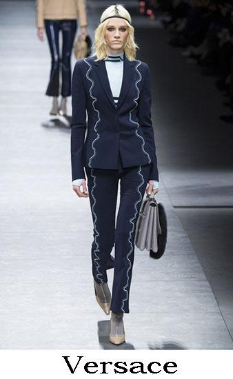 Collezione Versace Autunno Inverno 2016 2017 Donna 31