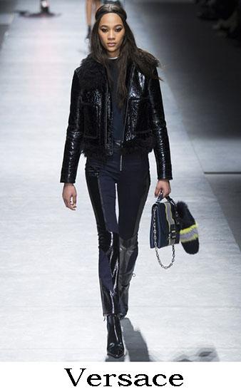 Collezione Versace Autunno Inverno 2016 2017 Donna 33