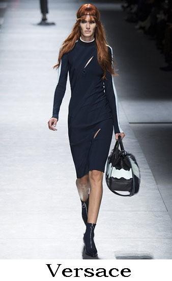 Collezione Versace Autunno Inverno 2016 2017 Donna 34