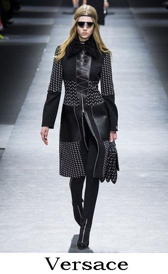 Collezione Versace Autunno Inverno 2016 2017 Donna 37