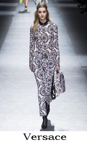 Collezione Versace Autunno Inverno 2016 2017 Donna 39