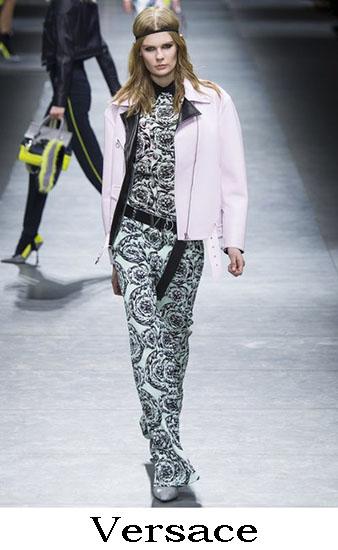 Collezione Versace Autunno Inverno 2016 2017 Donna 40
