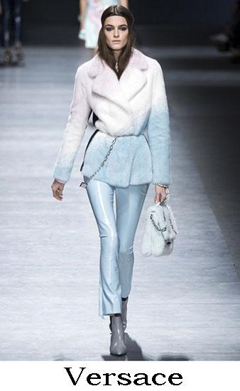 Collezione Versace Autunno Inverno 2016 2017 Donna 46