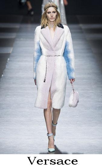 Collezione Versace Autunno Inverno 2016 2017 Donna 48