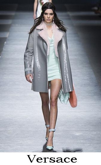 Collezione Versace Autunno Inverno 2016 2017 Donna 49