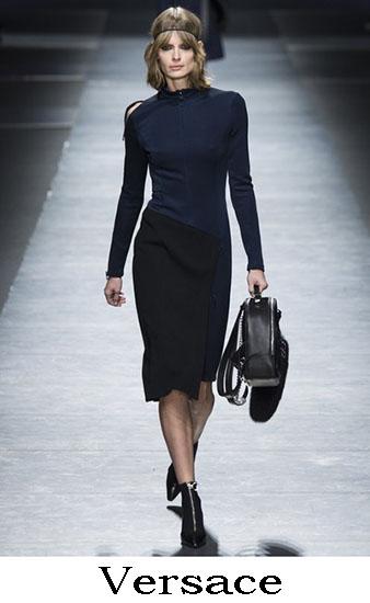 Collezione Versace Autunno Inverno 2016 2017 Donna 5