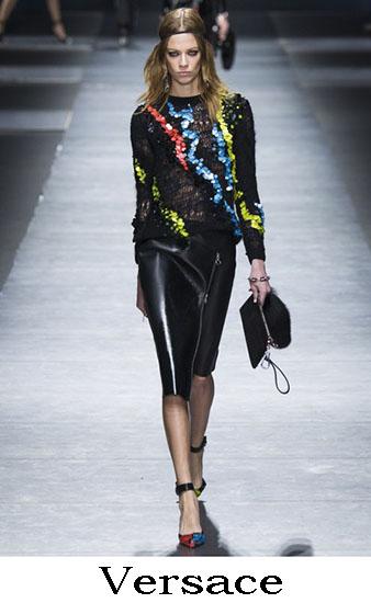 Collezione Versace Autunno Inverno 2016 2017 Donna 51