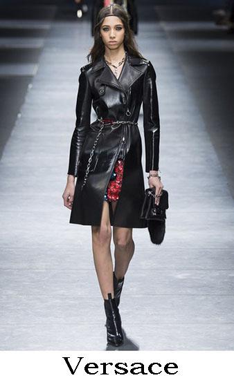 Collezione Versace Autunno Inverno 2016 2017 Donna 52