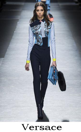 Collezione Versace Autunno Inverno 2016 2017 Donna 7