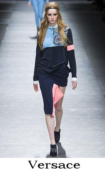 Collezione Versace Autunno Inverno 2016 2017 Donna 9