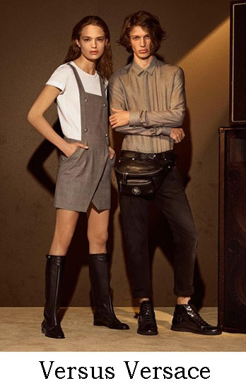 Collezione Versus Versace Autunno Inverno 2016 2017 15
