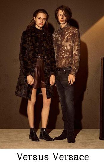Collezione Versus Versace Autunno Inverno 2016 2017 2