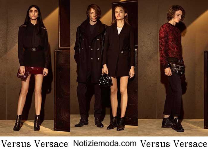 Collezione Versus Versace Autunno Inverno 2016 2017
