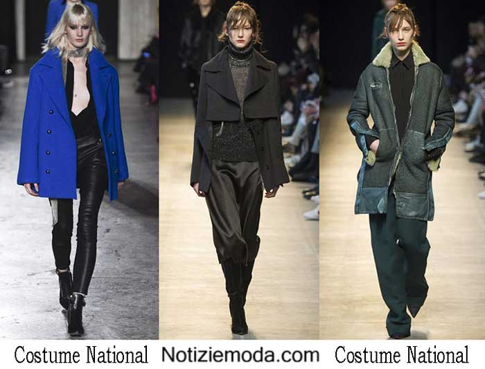 Costume National Autunno Inverno 2016 2017 Donna