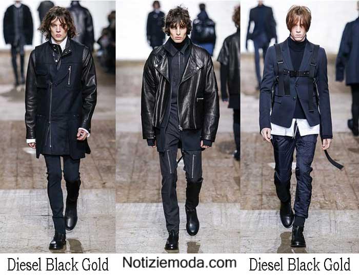 Diesel Black Gold Autunno Inverno 2016 2017 Uomo